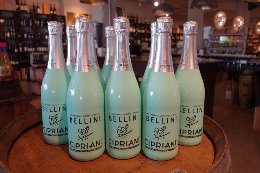 Bellini-Flaschen
