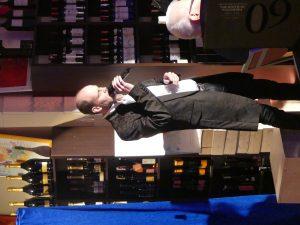 Christoph Alexander singt
