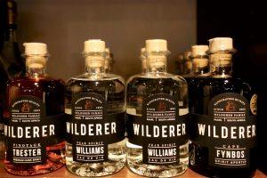 """Flaschen """"Wilderer"""""""